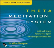 Theta Meditation System (2 CD) - Jeffrey Thompson